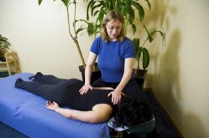 Sarah Lambert massage
