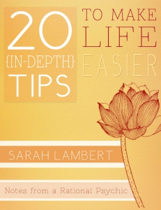 ebook 20 Tips to Make Life Easier